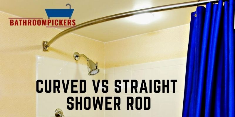 Curved Vs Straight Shower Rod