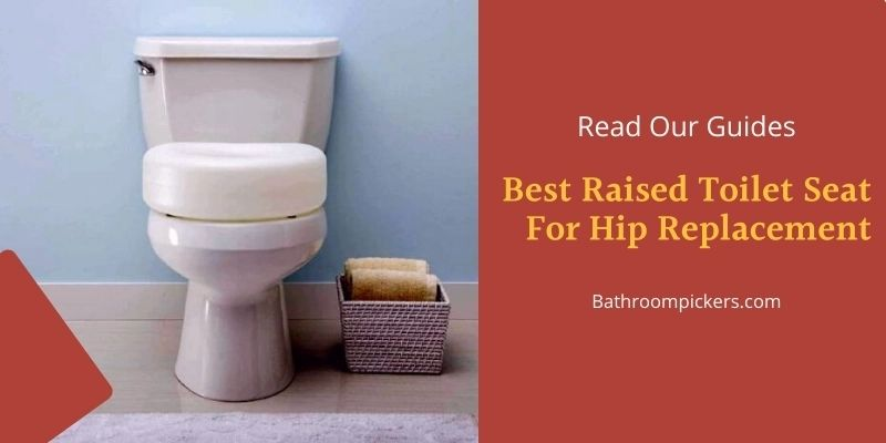 Best Raised Toilet Seat For Hip Replacement