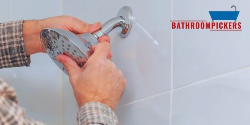 How To Remove Shower Head Using Hand Power