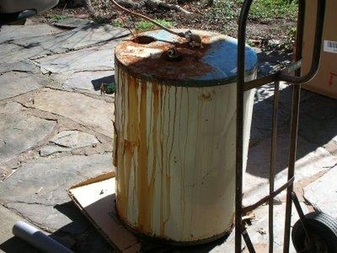 Can An Old Hot Water Heater Make You Sick