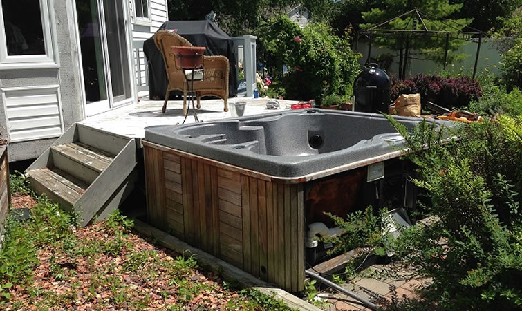 Should I Buy a 20 Year Old Hot Tub